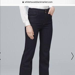 White House Beautiful dark denim trouser jeans